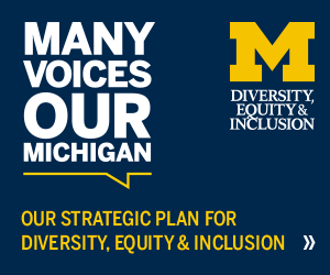 Many Voices, Our Michigan: Our Strategic Plan for Diversity, Equity & Inclusion