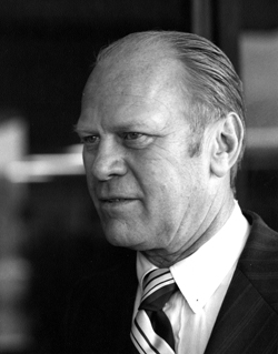 President Gerald R. Ford