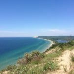 More spectacular vistas from Sleeping Bear Dunes.