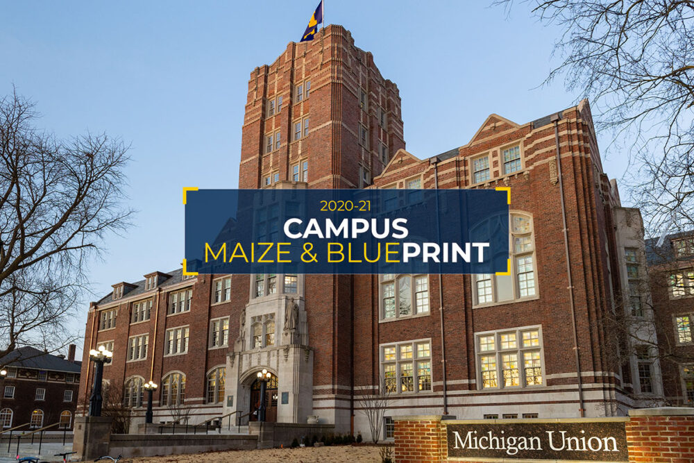 Campus Maize & Blueprint